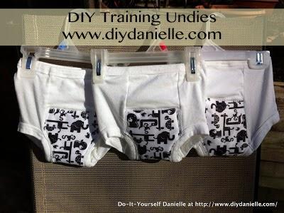 Upgrading Gerber training underwear