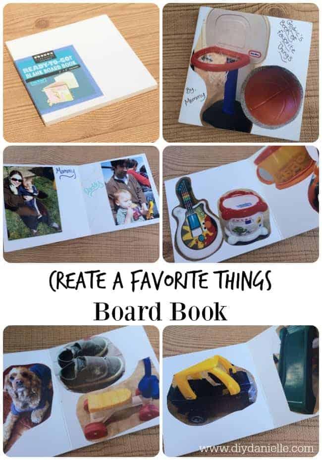DIY Board Book