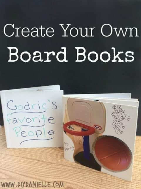 make board books
