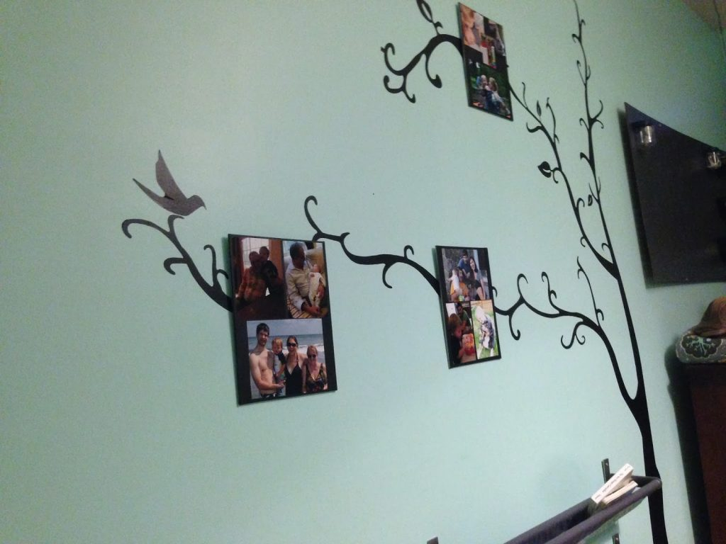 how to make your own wall art for the nursery