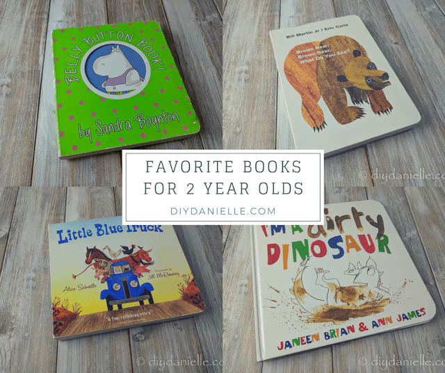 Best Children's Books for 2 Year Old Boys