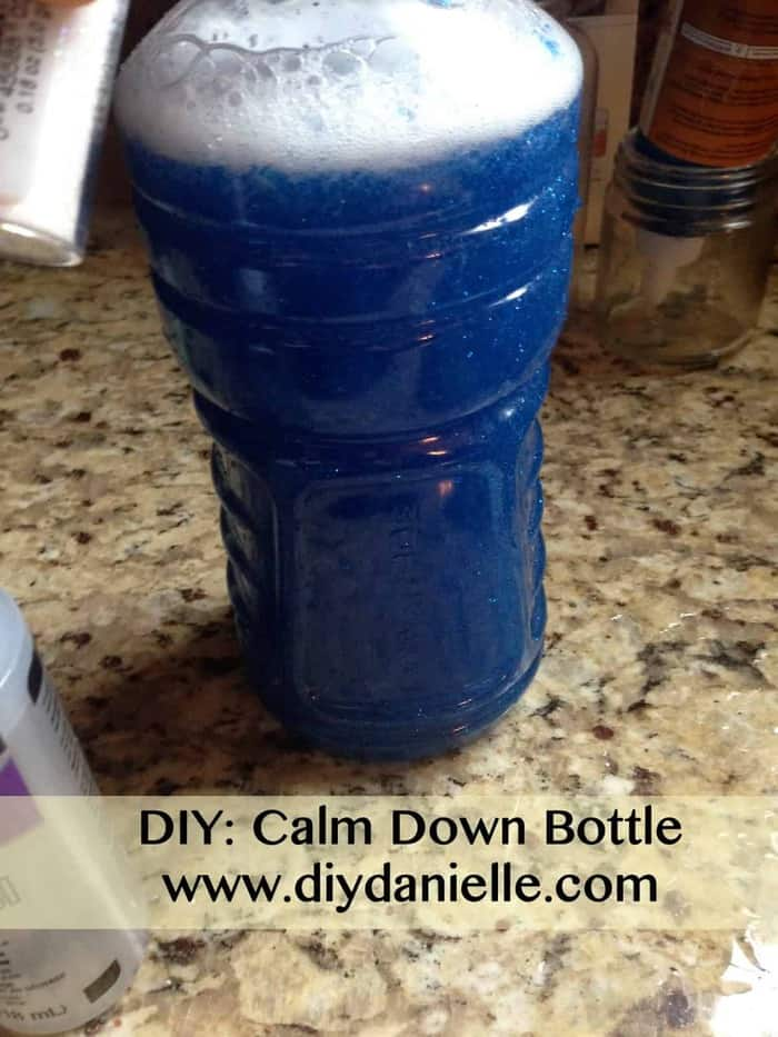 Calm Down Bottle