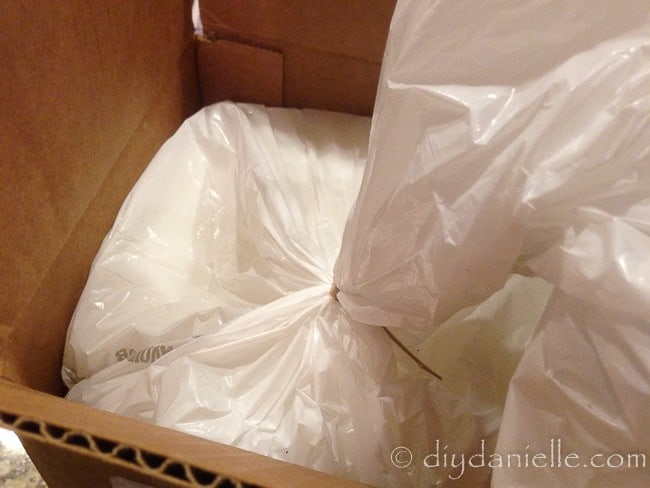 How To Sew A Diy Weighted Blanket Diy Danielle