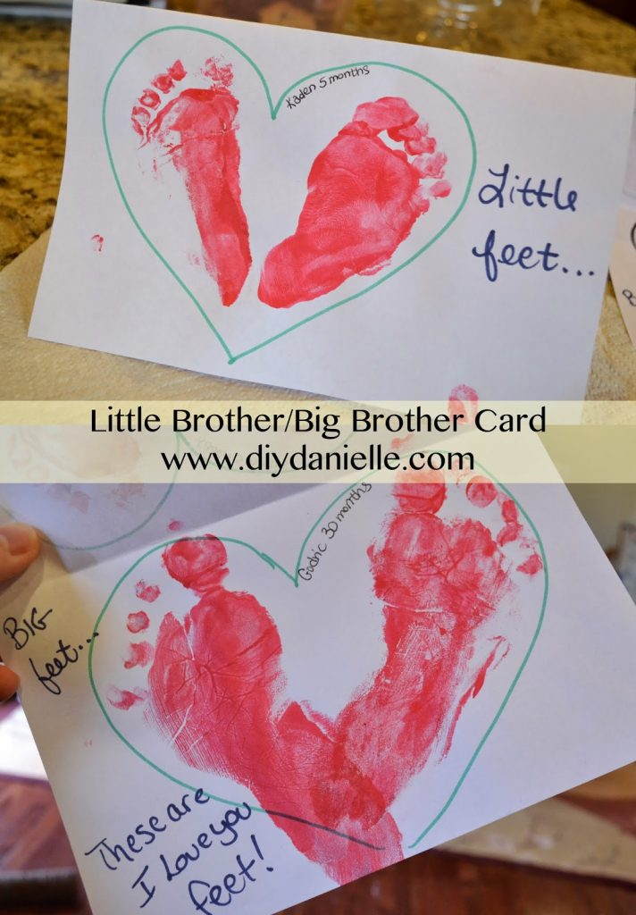 How to help your kids make their own greeting cards.