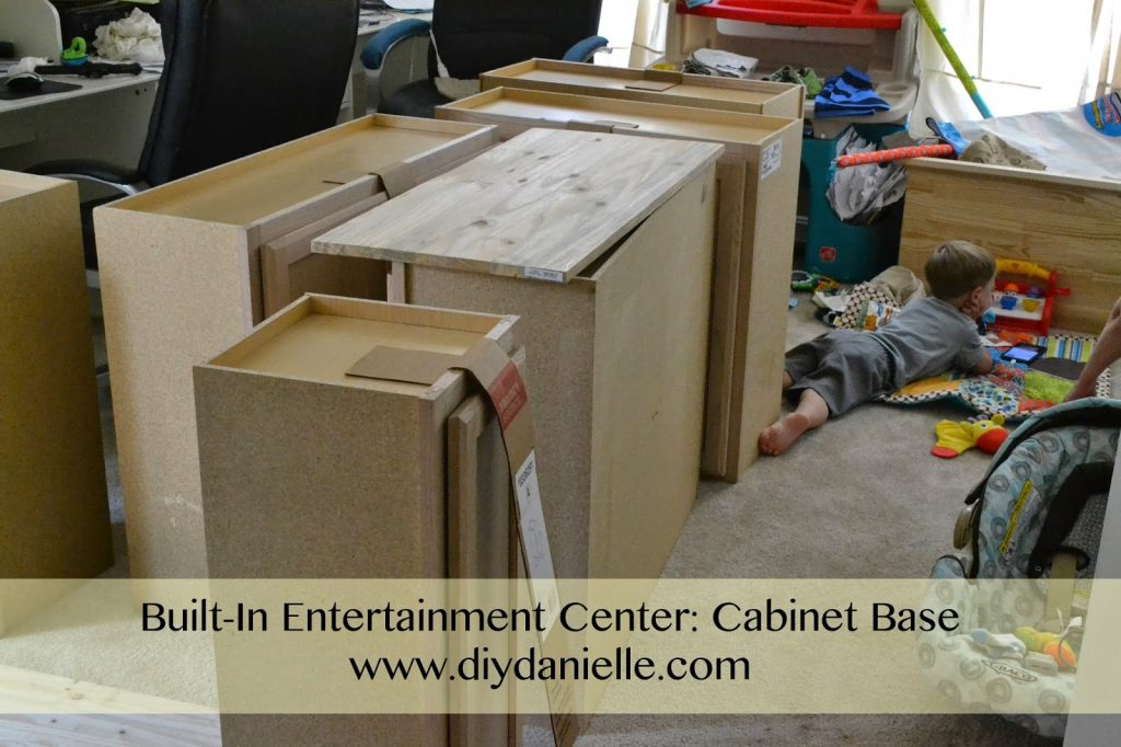 Image of cabinet bases