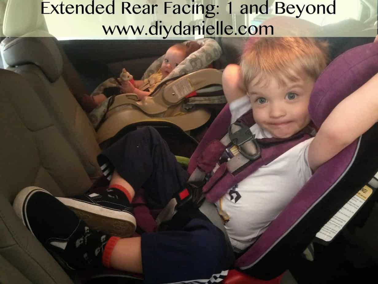Extended Rear Facing