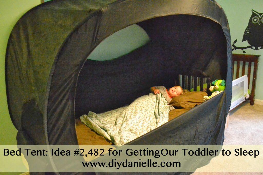 Bed Tent For Sleep Diy Danielle