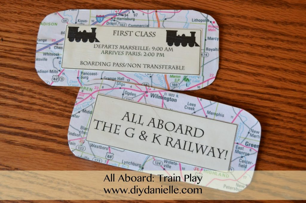 How to Play with your Ride On Train!