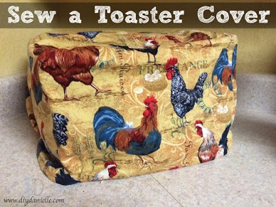 How to Sew a Toaster Cover