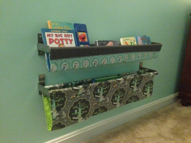 18 playful ways to store childrens books diy danielle because i never have enough room for all of the books ever kids books have been a real problem since my sons were born as i cant solutioingenieria Gallery