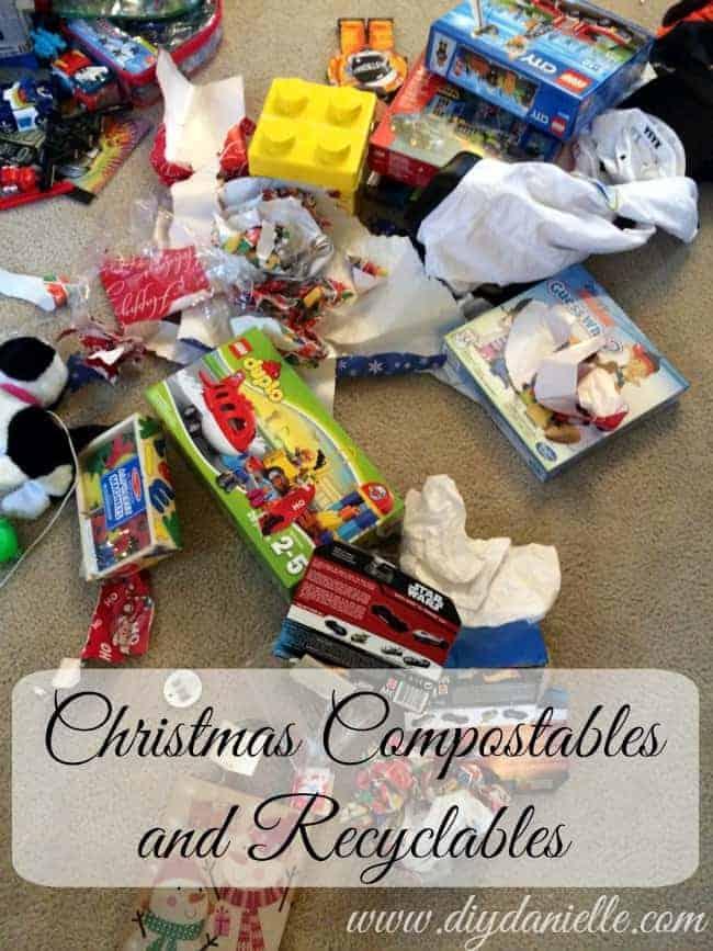christmas compost