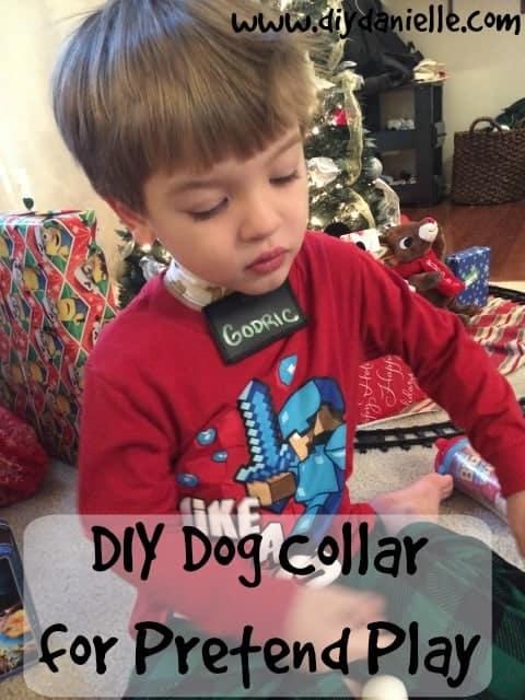 make dog collar