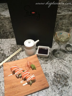 Soy Sushi at Beaches Negril