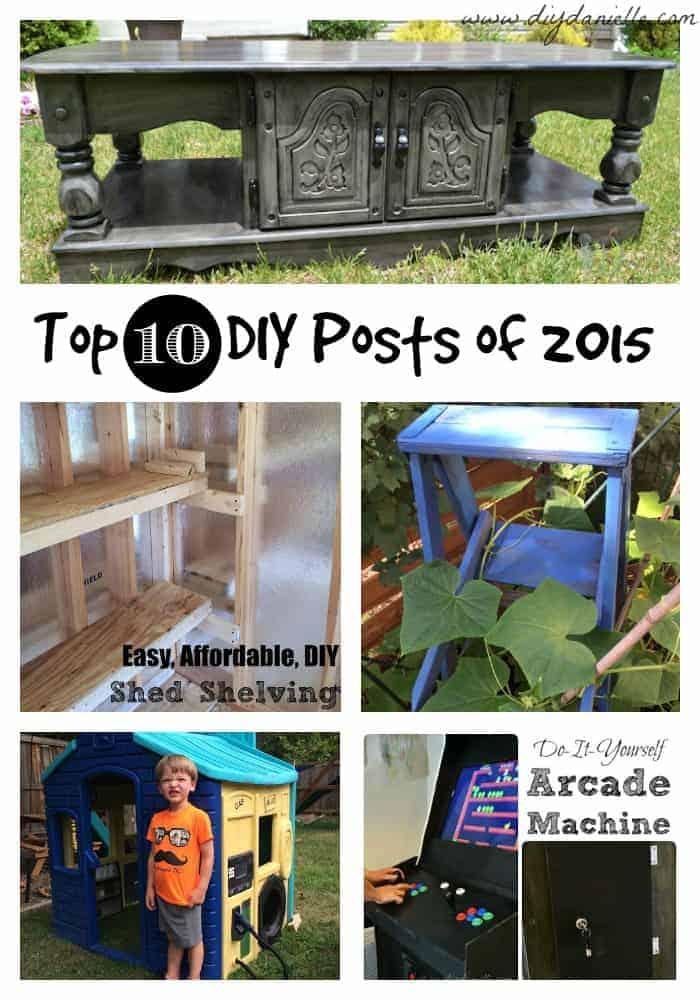 top ten diy posts