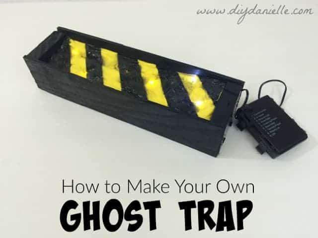 ghost trap diy