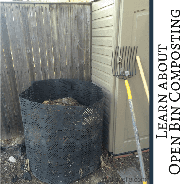 Learn about open container composting. Everything you need to know about this affordable composting method.