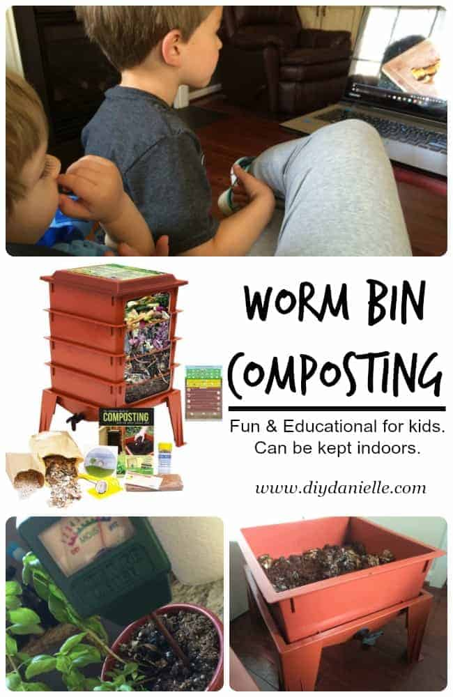 Introduction to Worm Composting