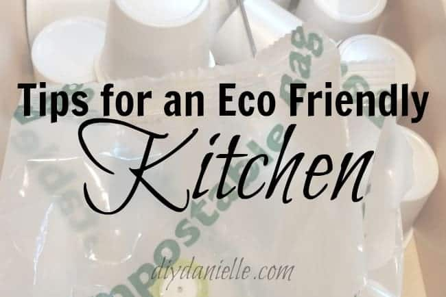 Tips for an Eco Friendly Kitchen