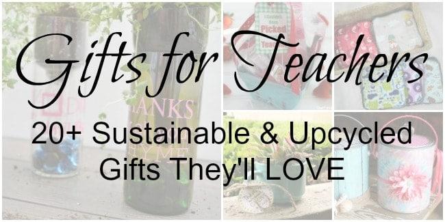 teacher gifts sustainable