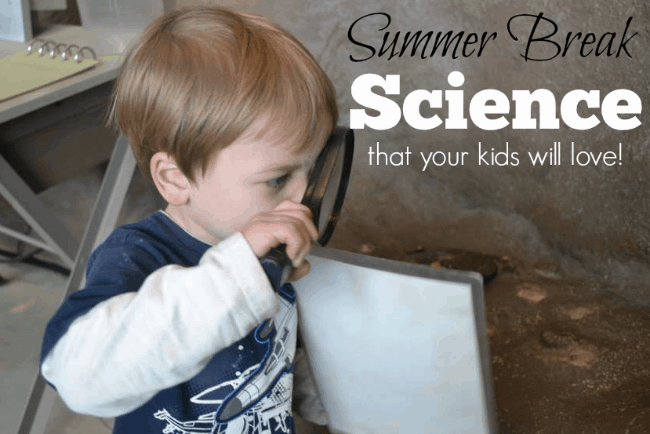 summer break science