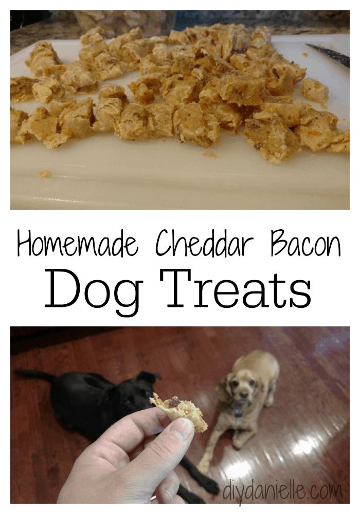 Easy Dog Treats DIY
