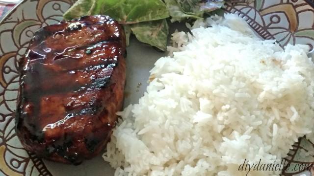 Easy Chicken & Pork Tenderloin Marinade for the Grill