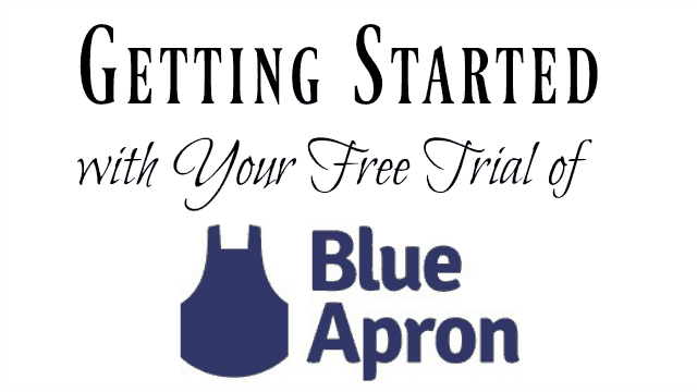 free blue apron trial