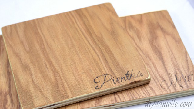 easy cutting board