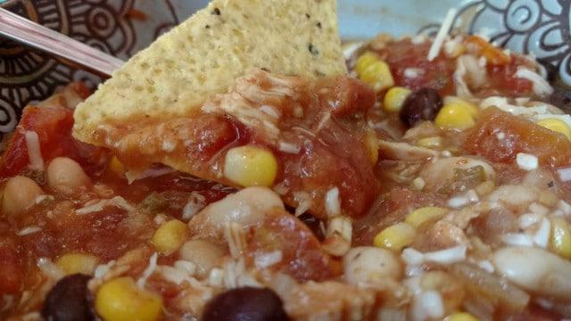 chicken chili salsa