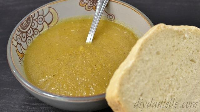 pumpkin soup crockpot