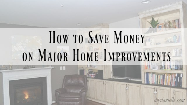 7 Tips for Saving Money on Home Improvements