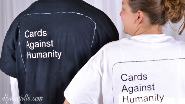 Cards Against Humanity: Couples' Costume