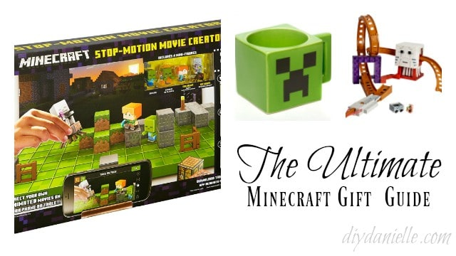 ultimate minecraft gift guide