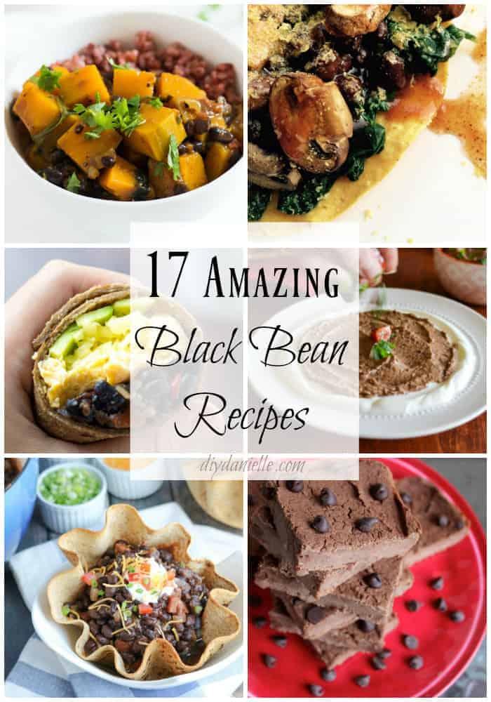 amazing black bean recipes