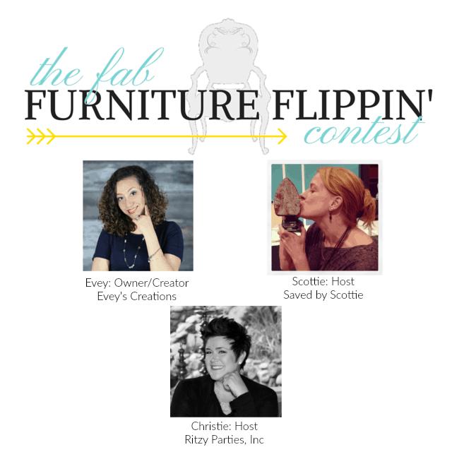 Fab Furniture Flippin' Contest
