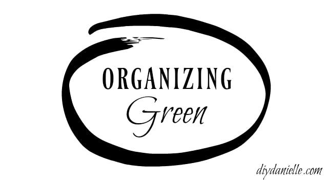 organizing green