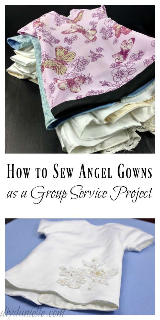 picture about Printable Angel Gown Patterns known as How toward Sew Angel Gowns in opposition to Marriage ceremony Outfits - Do-it-yourself Danielle