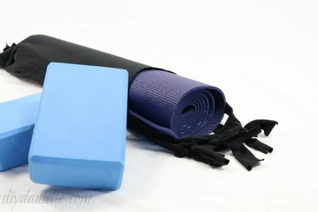How to Make a Yoga Mat Carrier