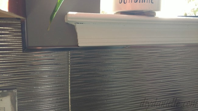 Trim to use with the Fasade panels.