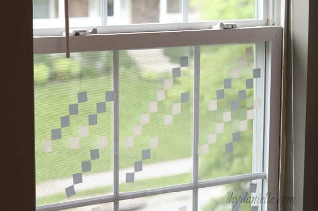 minecraft decals window