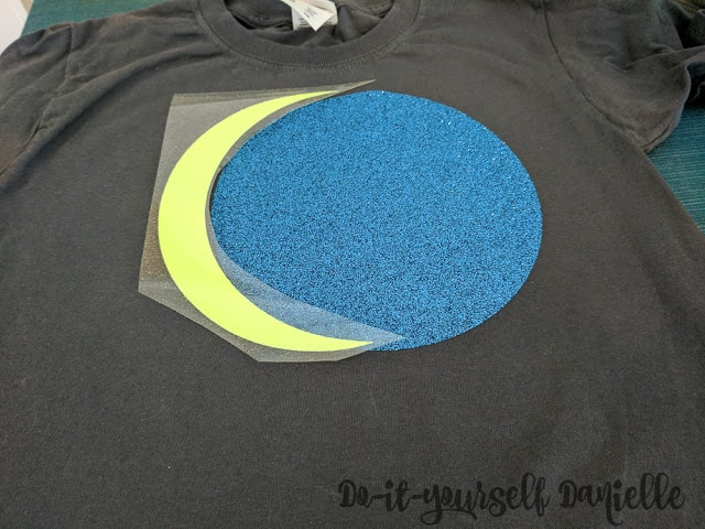 Adding sun for eclipse shirts.