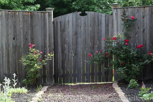 garden arch diy