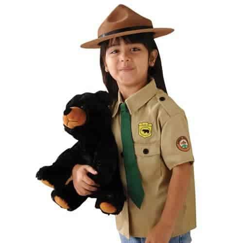 Park Ranger Costume for Kids