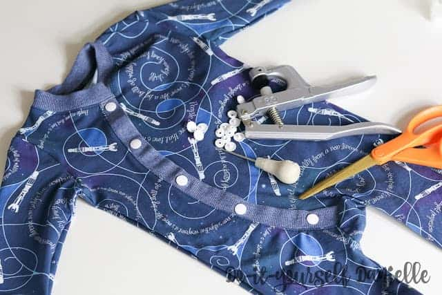 How to Use Snaps and Snap Pliers: An Easy Way to Add Closures to Clothing or Diapers