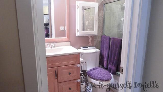 small bathroom after photos