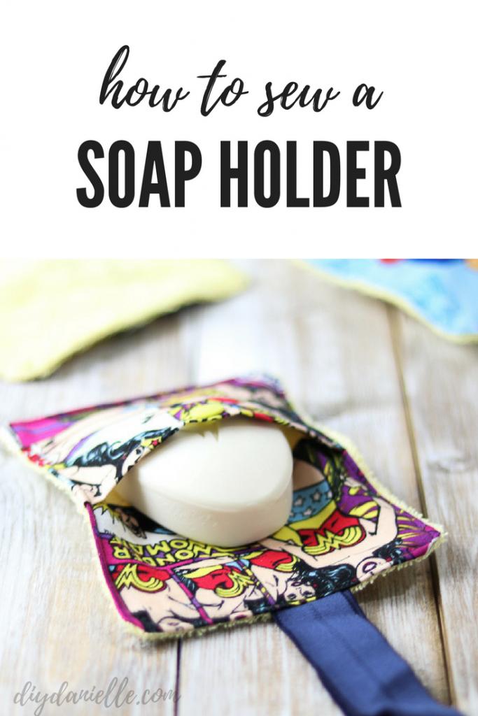 DIY Soap Bags