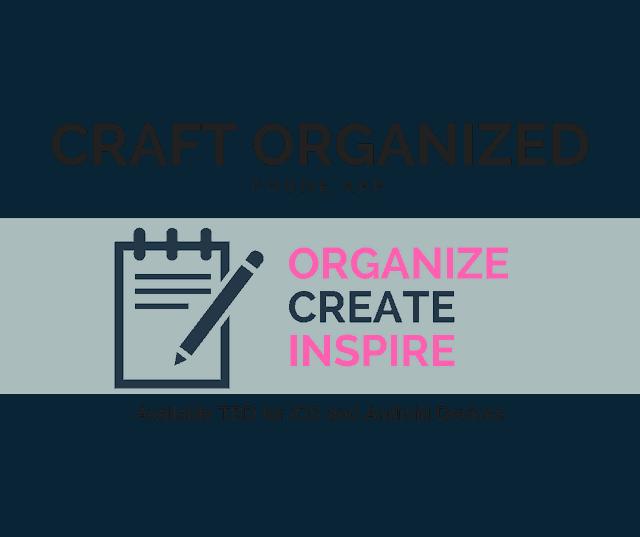 Create organized phone apps diy danielle for Create and craft app