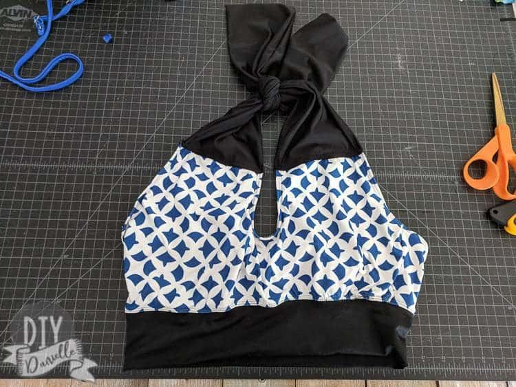 alterations tankini swim suit  of