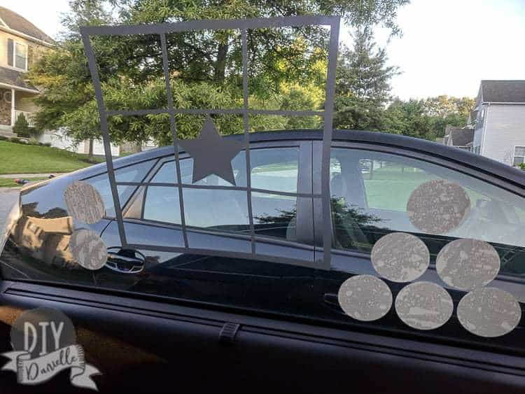 diy car bingo game  of
