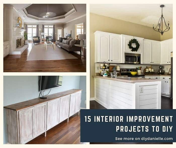 interior home improvements  of